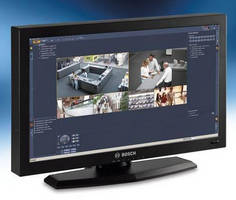 Video Client Software enables remote camera viewing, management.