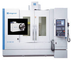 Bridgeport GX 1000 OSP Fourth-Axis Rotary Table Options