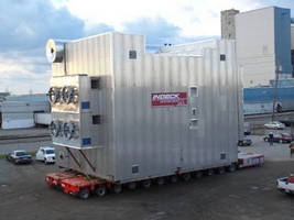 Indeck Keystone Energy Delivers Massive Shop-Assembled Watertube Boiler