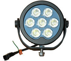 High Intensity Boat Light integrates PWM LED drivers.