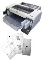 Pad/Screen Printing Machine enables in-house pre-prep.