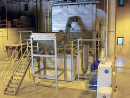 Air Swept Vertical Ring Mill produces fine powders.