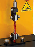 Tensile Strength Tester is offered with dual grip accessory.
