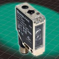 Contrast Sensors utilize 3-color LED light source.