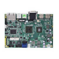 Embedded SBC supports graphics-intensive applications.