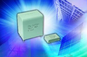 AC Polypropylene Film Capacitor offers 60,000+ hour life.