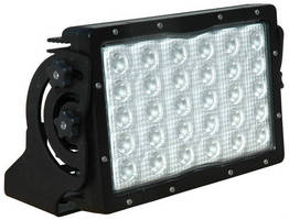 Heavy-Duty LED Boat Light draws 150 W, outputs 14,790 lm.