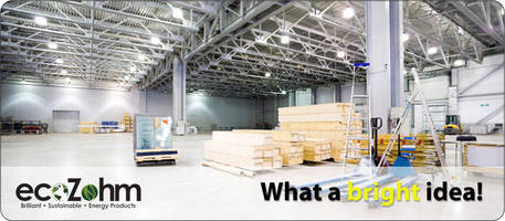 Sustainable LED Industrial Lighting Solutions