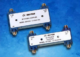 Hybrid Microwave Couplers cover ultra-broadband frequency.
