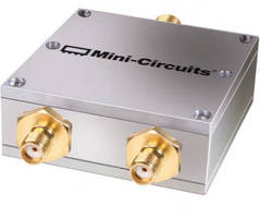 Couplers and Splitters suit CATV, VSAT, UHF, LMDS applications.