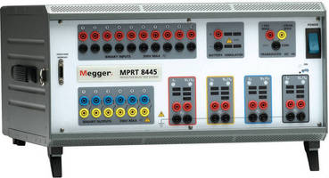 Relay Test System is designed for power and portability.