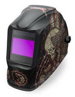 Lincoln Electric Adds Graveyard Shift(TM) Design to VIKING(TM) 2450 Series Auto-Darkening Welding Helmets