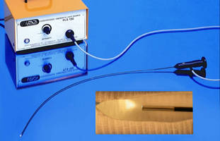 Micro Borescope Provides Clear, Close-Up Inspection of Medical Devices