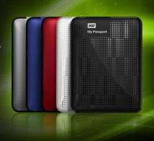 Portable Hard Drives feature 2 TB capacity.