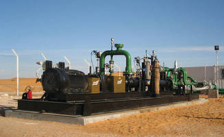 Moyno Tri-Phaze® System Offers Quick Payback for Multiphase Pumping Applications
