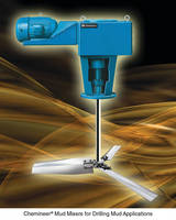 Chemineer Mud Mixers Provide Field-Proven Performance in Drilling Mud Applications