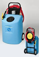 Portable Water Supply suits battery watering applications.