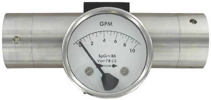 NEW Series DTFO Variable-Area Flowmeter for Oil
