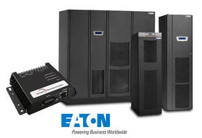 Remote Management Makes Eaton´s UPS Systems Truly Uninterruptible