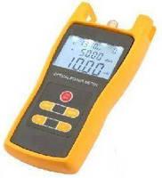 Handheld Optical Power Meter for Fiber Optic Networks