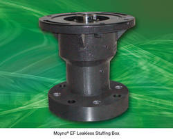 Leakless Stuffing Box prevents unwanted environmental issues.