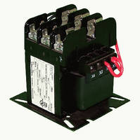 Global Control Transformers feature finger-safe terminals.