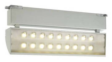 Luminaires offer choice of lamp and power options.