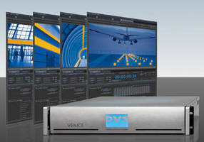 Broadcast Server delivers diverse functionality from 2U chassis.
