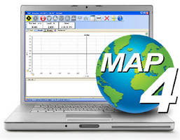 Materials Testing Software includes built-in standards library.