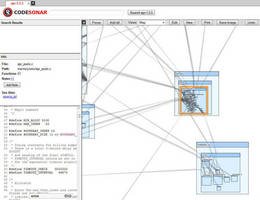 Software Tools enable visual detection of code defects.