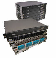 Audio Routing System uses high-speed multiplexing technology.