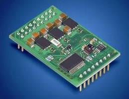 Servo Amplifier offers power density of 250 W at 12 cm².