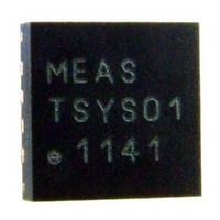 Digital Temperature Sensor provides ±0.1°C accuracy.