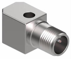 IEPE Accelerometer provides permanent vibration monitoring.