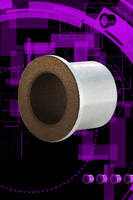Flanged Sleeve Bearings feature maintenance-free design.