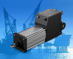 DC Actuators suit process control valves in hazardous areas.