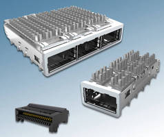 High-Density Interconnect handles data rates to 40 Gbps.