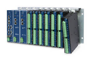 RTU/PLC System offers low-voltage power supply option.