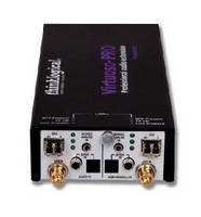 Audio Extension System supports 32-192 kHz sampling rates.