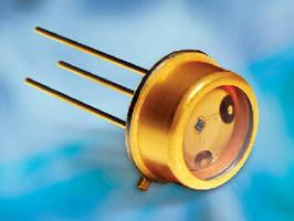 GaAlAs IR Emitters provide uniform optical beam.