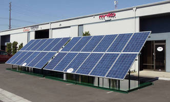 Mako Industries Delivers Solar Powered Soil Vapor Extraction System