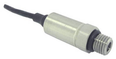 Miniature Pressure Transducer offers stable operation.