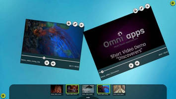 Zytronic and Omnivision Cooperate on Multi-Touch User Interface with PCT(TM) Sensing Mechanism