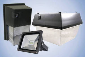 Outdoor LED Fixtures are intended for retail applications.