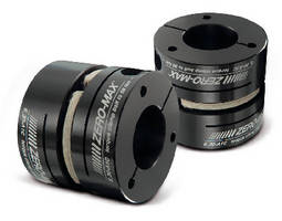 Zero Backlash CD Couplings range from 40-564 Nm.