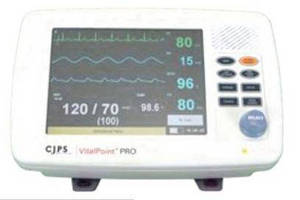 Telemetry System enables remote, real-time patient monitoring.