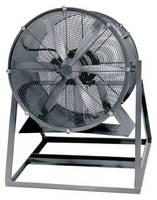 Portable Worker Cooling Fan provides spot ventilation.