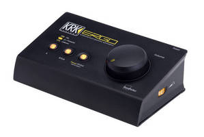 KRK Expands Capabilities and Enhances System Integration of Ergo with Software/Firmware Updates