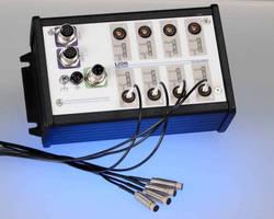 Eddy-Current Displacement Sensor has space saving design.