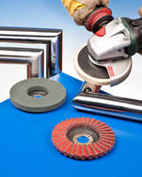 Stainless Steel Finishing Kits feature 3-step process.